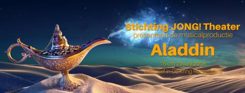 Aladdin (Première) @ Schouwburg de Kring | Roosendaal | Noord-Brabant | Nederland