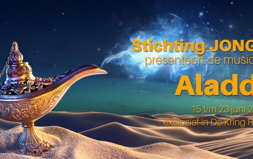 Aladdin (Première Cast A) @ Schouwburg de Kring | Roosendaal | Noord-Brabant | Nederland